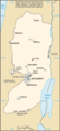 West Bank Map - Mapsof.net