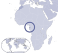 Where Is Equatorial Guinea Located - Mapsof.Net Map