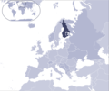 Where Is Finland Located - Mapsof.Net Map