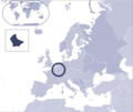 Where Is Luxembourg Located - Mapsof.Net Map