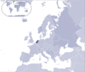 Where Is Netherlands Located - Mapsof.Net Map