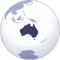 Where Is Australia Located - Mapsof.Net Map