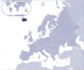 Where Is Iceland Located - Mapsof.Net Map