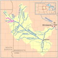 Whetstonemnrivermap - Mapsof.Net Map