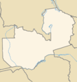 Zambia Locatorpng - Mapsof.Net Map